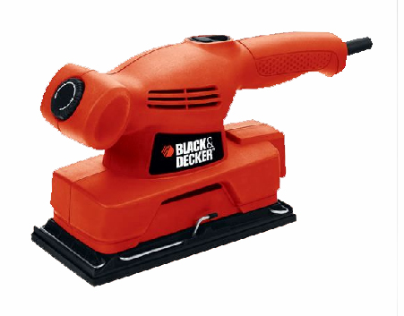 Lijadora orbital Black & Decker CD450