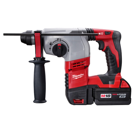 Rotomartillo a Bateria Milwaukee 2605-259A