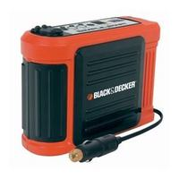 Cargador Arrancador Black & Decker BB7b-ar