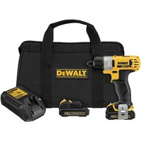 Atornillador Hexagonal Ion Litio DeWalt DCF610S2