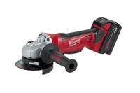 Amoladora a Bateria Ion Litio Milwaukee 2680-159A