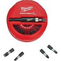 Set de 22 Puntas de Impacto Milwaukee 48-32-4011