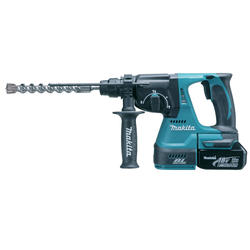 Rotomartillo a Batería Makita DHR242RFE Brushless