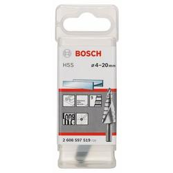 Mecha Escalonada 4 A 20MM 9 Medidas Bosch 2608597519