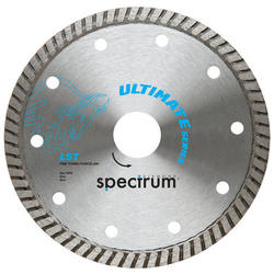 Disco Diamantado Turbo Fino para Porcelanato OX Ultimate Spectrum LST180/25/22