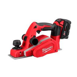 Cepillo Manual a Bateria 18V Milwaukee 2623-159AX