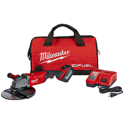Amoladora a Bateria 18V 180/230MM Fuel Milwaukee 2785-259HDA