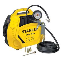 Compresor Portatil Sin Aceite 1.5HP 8BAR Stanley 8215190STC595